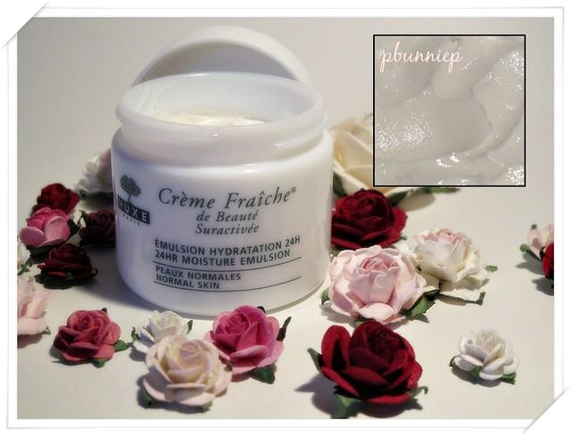 NUXE Skincare--24hr moisture emulsion