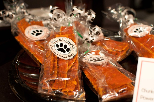 Paw of Approval treats