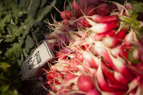 radishes are pretty