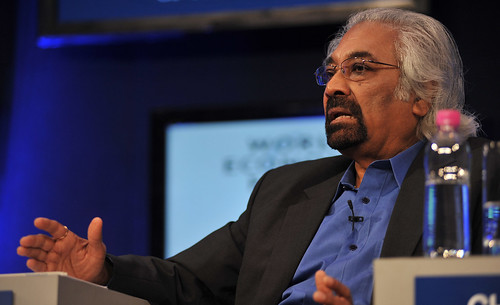 Sam Pitroda - India Economic Summit 2011 by World Economic Forum, on Flickr