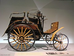 Mercedes-Benz Museum - Benz Dos-á-Dos 1899