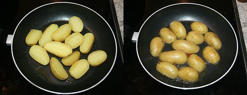 29 - Kartoffeln rundherum anbraten