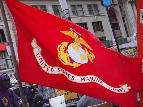 Marine Corp Flag