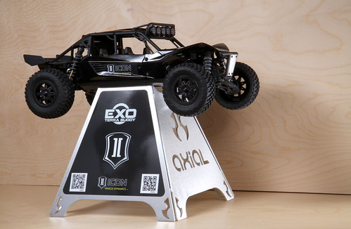 Axial EXO ICON Vehicle Dynamics