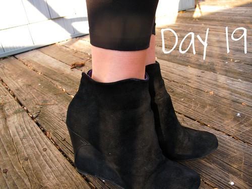 Livingaftermidnite - 30 day shoe challenge Day 19