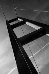 Humber Bridge (Keith Marshall) Tags: uk bridge england blackandwhite bw canon eos suspension kingston cables hull humber humberside 1755is 400d canon400d gapsub