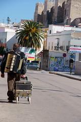 Street musician (RCB4J) Tags: spain andalucia busker tarifa streetmusician sonyslta55v sony18250mmf3563dtaf ronniebarron rcb4j