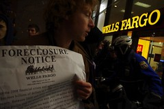 A People's Foreclosure on Wells Fargo