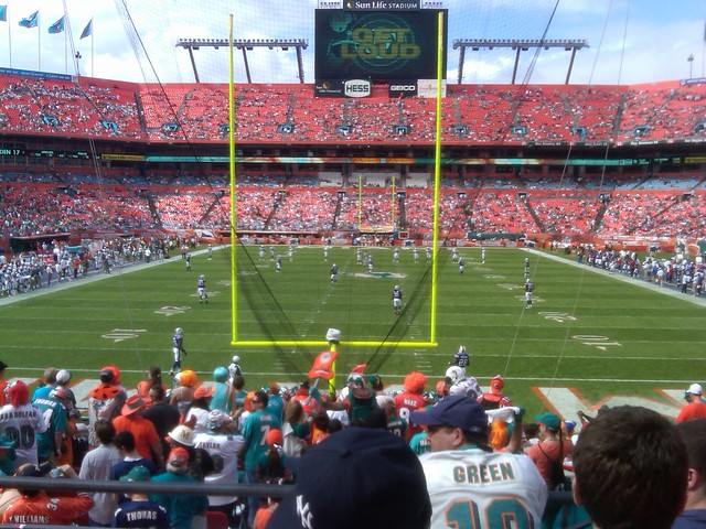 Dolphins vs Bills 11-20-11