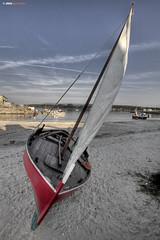 O Grove, Pontevedra (Galicia) (Josepargil) Tags: puerto mar barca playa arena galicia pontevedra atlántico oceano velero ogrove josepargil
