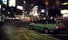 Tokyo Nights (Shibuya) (Alberto Sen (www.albertosen.es)) Tags: road street japan night lights tokyo luces noche calle nikon neon carretera taxi shibuya alberto japon sen tokio d300s albertorg albertosen