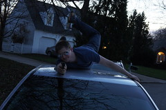 DSC01305 (choohc) Tags: car matt gun action awesome vince scene brent chase sequence