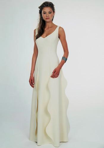 Vestidos de novia en lino – Vestidos de moda blog de fotos del sitio