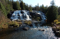 Bond Falls - Ontonagon River - U.P. Michigan (Cole Chase Photography) Tags: fall upperpeninsula bondfalls ontonagonriver
