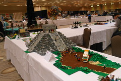 Lego Mayan Temple (The Acquaintance Crate) Tags: by temple bay bricks mayan 2012 bbtb