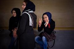 Shiraz. Iran (H.L.Tam) Tags: life street people women iran finepix fujifilm shiraz x100 hltam