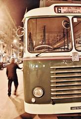 C'era una volta oggi a Palermo (Francesco Lo Presti) Tags: cinema film set vintage faro fiat sicily palermo sei autobus linea sera anni70 targa mondello pif fari pulman amat mezzo trasporto regista autista riprese manubrio mezzoditrasporto trasportopubblico lamafiauccidesolodestate perfrancescodiliberto autobusdilinea piazzadonsturzopalermo