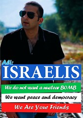 From_Iran_for_peace_and_democracy_Iranians_to_Israelis_31 (350 Evin) Tags: freedom free  proxy       kalame           jonbeshsabz   kabk22