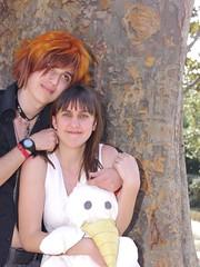 Le printemps se Cosplay - Aoi Sora Cosplay - 2012-03-25- Marseille - P1360123 (styeb) Tags: mars marseille cosplay 25 parc printemps sora 2012 aoi borelly