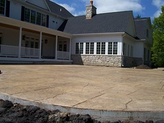 "Stamped Concrete Patio • <a style=""font-size:0.8em;"" href=""http://www.flickr.com/photos/76775226@N06/7036993165/"" target=""_blank"">View on Flickr</a>"