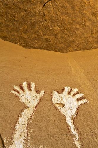 Climbing Hands