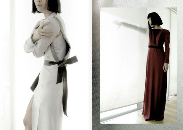 Ultra Minimalist Wardrobe Ultra is a Minimalist And Edgy