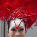 Gay Pride 6_26_11 Headdress