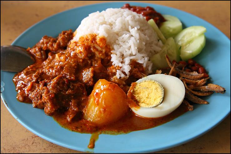 mutton-rice