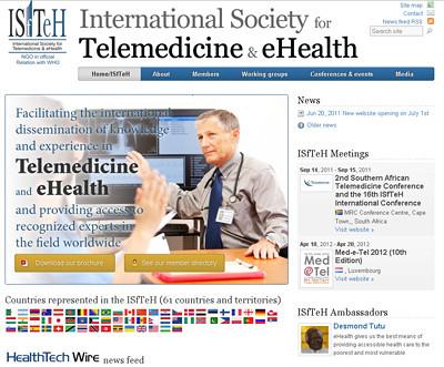 ISfTeH website