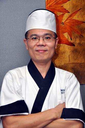Chef Ricky Hui