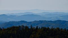 Far away (Karmen Smolnikar) Tags: mist mountains hill away hills slovenia slovenija far