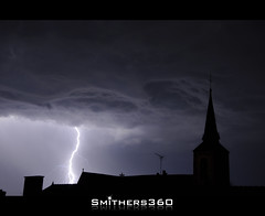 THUNDER 9 (- MB Photo -) Tags: light storm squall flash rush flashlight thunderstorm tempest et thunder rennes orage ille gust photoflash flashgun vilaine laill