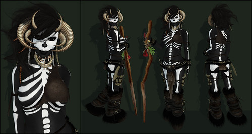 Voodoo people LOTD by Nuuna Nitely