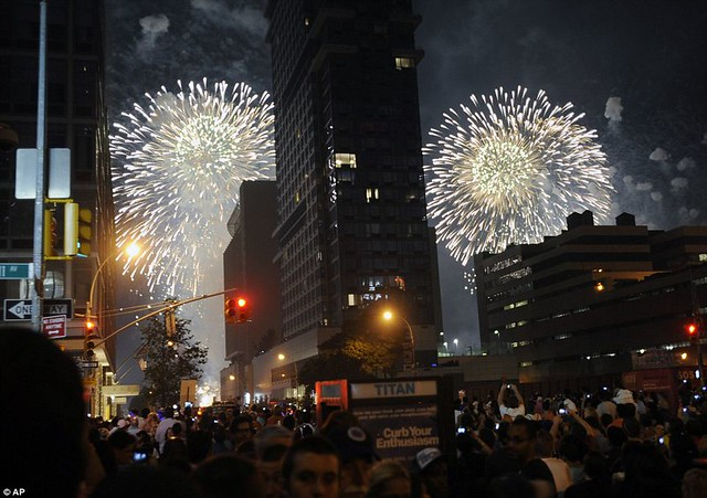 Happy Independence Day! New York and Washington lead the nation in Fourth of July fireworks celebrations   7