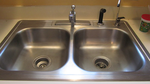Closeup Sink
