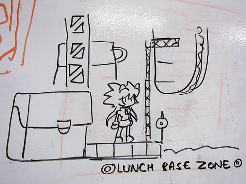 Lunch Base Zone