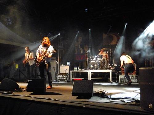 Gentlemen Husbands at Ottawa Bluesfest 2011