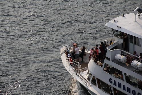 サウザンアイランド遊覧船