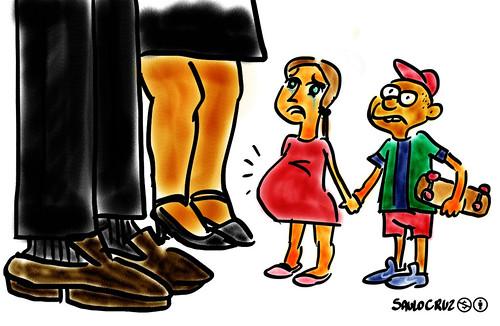 Pais e Gravidez na Adolescência by Saulo Cruz