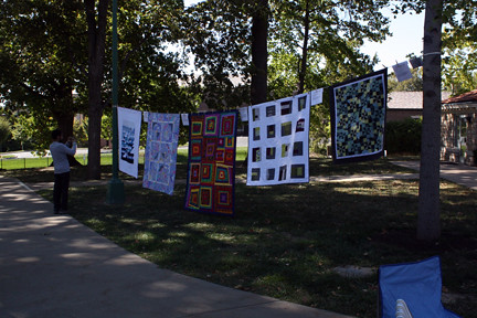 Quilts on the Quad 030