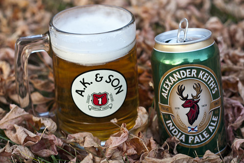 October 5 - Alexander Keith's India Pale Ale by Cody La Bière