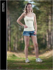 APP_0763 (Andrew Potter Photography (UK)) Tags: portrait england woman girl walking photography nikon outdoor sb600 potter joe andrew dorset shorts nikkor mcnally speedlight softbox f28 manfrotto cls wareham 200mm lastolite forset grib strobist d700 sb900