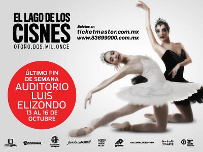 Ballet de Monterrey abre nuevas fechas de Lago de los Cisnes