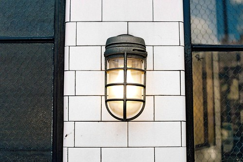 Schillers light bulb, New York