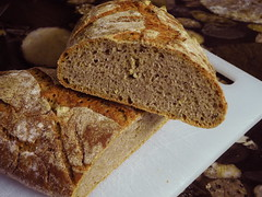 100% Sourdough Rye Bread