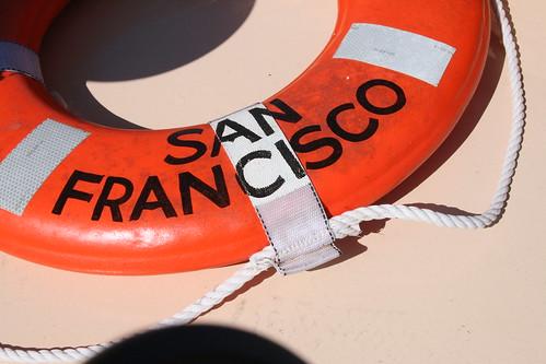 San Francisco Life Preserver