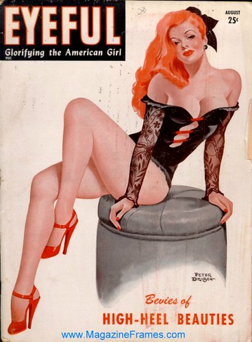 Retro Men's Magazine Covers (17)