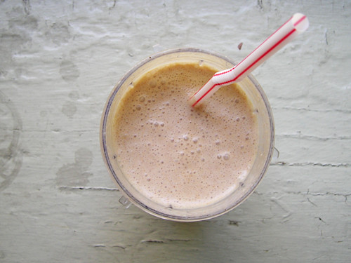 eat my schwartz's apple pie smoothie