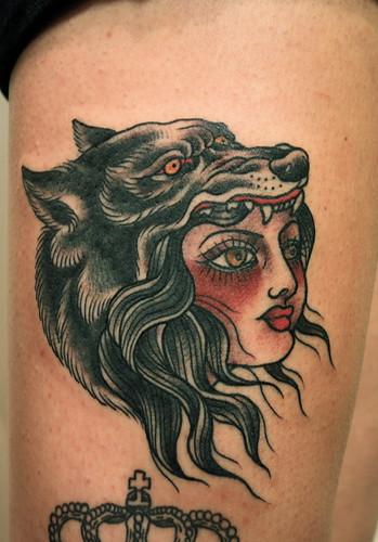 Wolf Lady