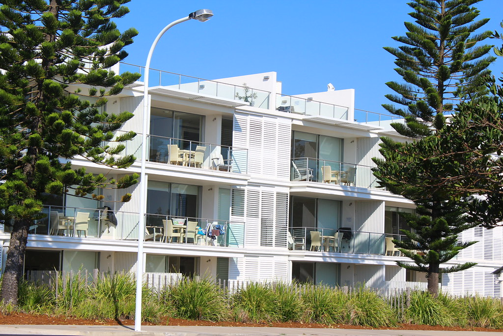 Holiday apartments, Rainbow Beach